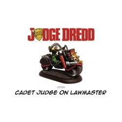 CADET JUDGE ON LAWMASTER