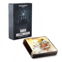 Cartas de Póquer de Dark Millenium