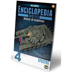 Enciclopedia de tecnicas de modelismo de blindados vol.3 - camuf vol.6 extra