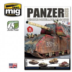 Panzer Aces 51 (Special Winter Camouflages) - English