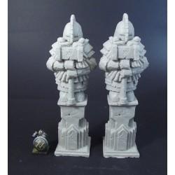 Estatuas enanas (2)