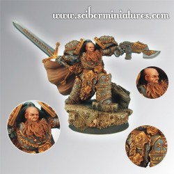 28mm Celtic SF Lord