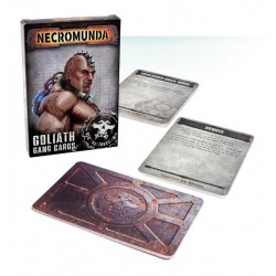 Goliath Gang Tactical Cards