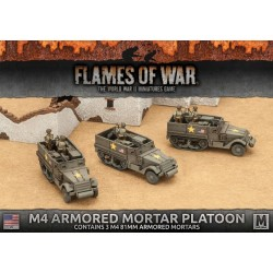 M3 Stuart Light Tank Platoon