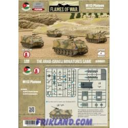 M113 (4 APCs)