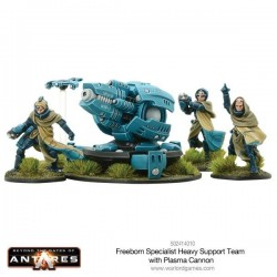 FREEBORN SPECIALIST HEAVY SUPPORT TEAM WITH PLASMA