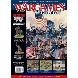 Wargames Illustrated 317 - (March 2014)