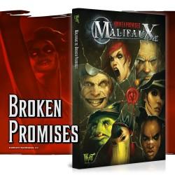 MALIFAUX: BROKEN PROMISES UPGRADE DECK