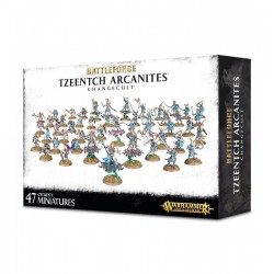 Battleforce: Tzeentch Arcanites Changecult