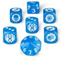 Elven Union Team Dice