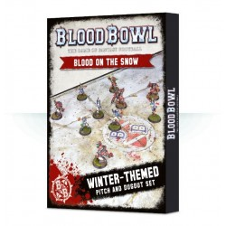 Blood on the Snow Pitch & Dugout