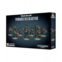 Dark Angels Primaris Hellblasters