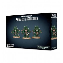 Dark Angels Primaris Aggressors