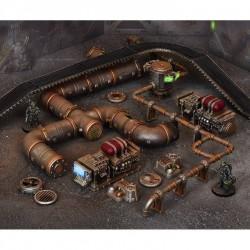 TerrainCrate: Industrial Accessories