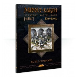 Middle-earth Battle Companies (Inglés)
