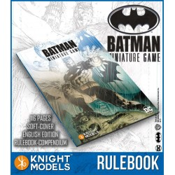 BATMAN MINIATURE GAME RULEBOOK (ENGLISH)