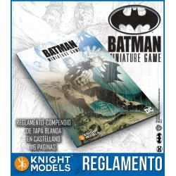 BATMAN MINIATURE GAME RULEBOOK (ESPA