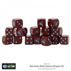 BRITISH AIRBONE DICE PACK