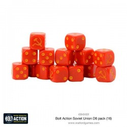 SOVIET UNION DICE PACK