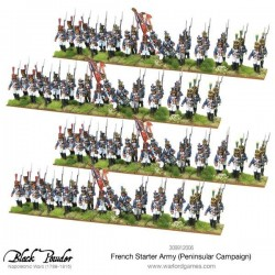 FRENCH STARTER ARMY (PENINSULAR CAMPAIGN)
