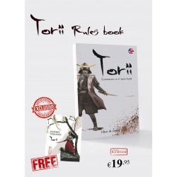 RULEBOOK TORII (ENGLISH) EXCLUSIVE MINIATURE