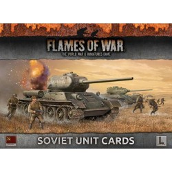 Armies of Late War: German Unit Cards