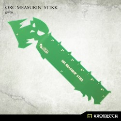 ORC MEASURING' STIKK GREEN