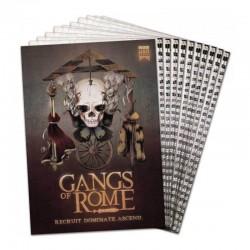 GANGS OF ROME RULEBOOK