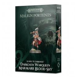 Marakarr Blood Sky – Darkoath Warqueen