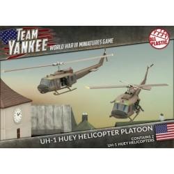UH-1 Huey Transport Helicopter Platoon (Plastic)