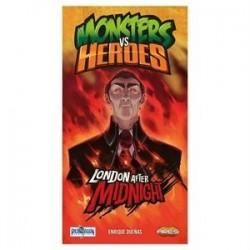 Heroes vs Monsters: Victorian Nightmares
