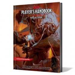 Players Handbook - Manual del Jugador