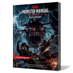Monster Manual - Manual de Monstruos