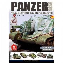 Panzar Aces Nº55 (Panzer Papers) (inglés)