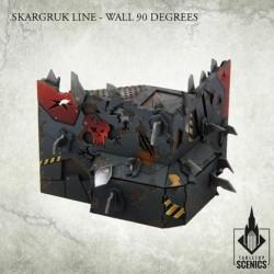 SKARGRUK LINE- WALL 90 DEGREES