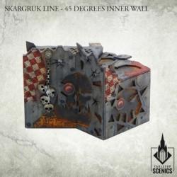 SKARGRUK LINE- 45 DEGREES INNER WALL