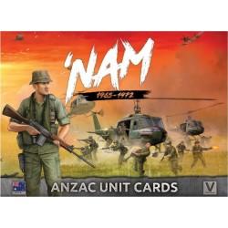 Arvn 'Nam Unit Card Pack