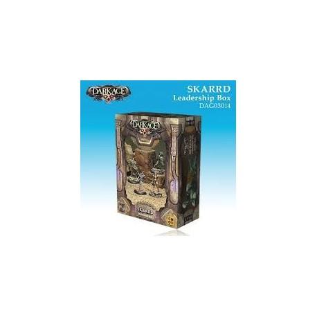 SKARRD LEADERSHIP BOX