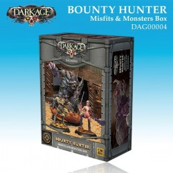 BOUNTY HUNTER MISFITS AND MONSTER BOX