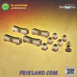 JARDINERAS/PLANTERS