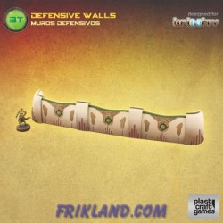 MUROS DEFENSIVOS/DEFENSIVE WALLS