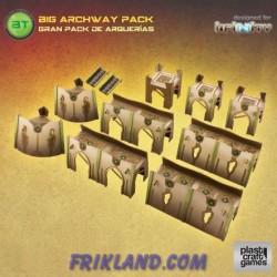 GRAN PACK DE ARQUERIAS/BIG ARCHWAY PACK