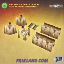 PACK MURO DE ARQUERIAS/ARCHWAY WALL PACK