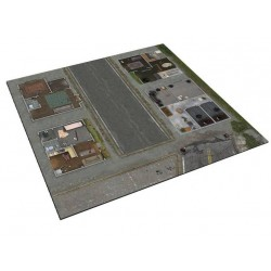 Deluxe Gaming Mat - Woodbury (limited edition)