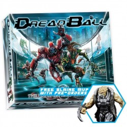 DreadBall 2 Collector's Edition Rulebook