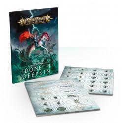 Idoneth Deepkin: cartas Warscroll