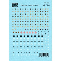 INFINITY DECALS NOMADS 03