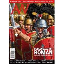 Ancient Warfare XI-2 The Romans unify Italy