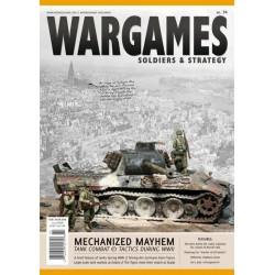 Wargames, Soldiers and Strategy 90