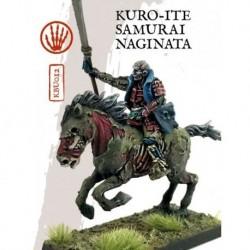 KURO-ITE SAMURAI A CABALLO